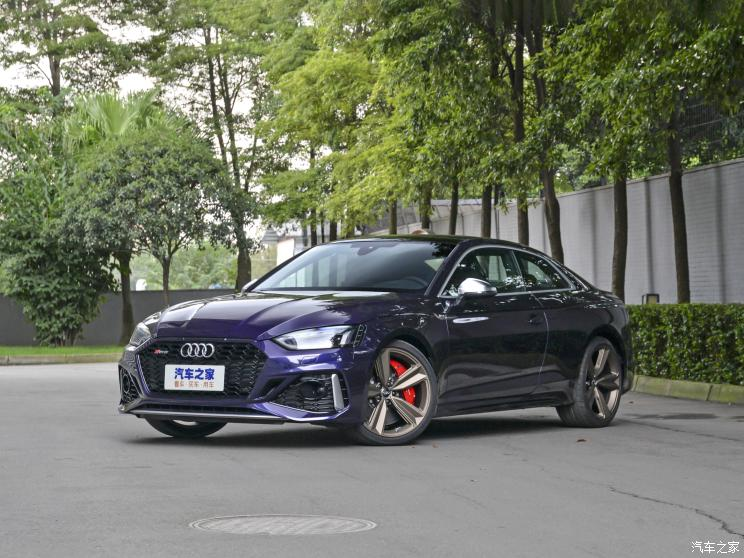 Audi Sport 奥迪RS 5 2020款 RS 5 2.9T Coupe